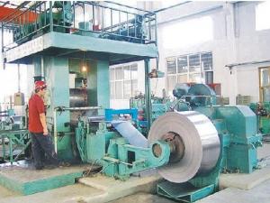 带钢生产线