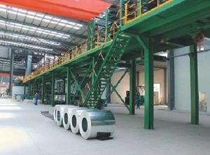 热镀锌带钢生产厂家